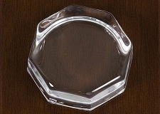 Octagon Paperweight