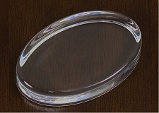 Oval Paperweight